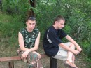 Коля и Толя: ідіот і даун ))))