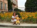 С Лёшечкой.Лето 2007.