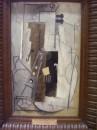"""Пабло Пикассо """"Тенора и Скрипка"""", просто потрясная картина!"""