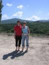 Tonya & Viktor, and troshki gor :)
