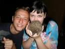 Мой любимый Тоша и Я