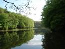 Голосеевский, зеркальное озеро