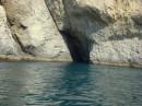 грот глубиной 70 метров......