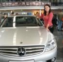 Купе Mersedes-Benz класса CL... слюни текут рекой...