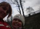 Я  с сестрёнка!!!!!!!!!!!!!