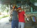 я с братом.... виталик это наше первое пиво!!!!