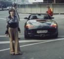 Я была счастливым открывателем показательных заездов Porsche по Крещатику 5 июня 2004 года!!!