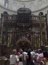 В Храме Гроба Господнего