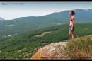Стоя на вершине горы под тёплым солнцем возле любимого человека, созерцая такие пейзажи, слушая песню ветра, понимаешь, что свобода - это то, что у тебя внутри