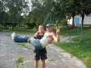 Хоть и дура но всё-таки братишка:)))