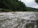 река Ильця - приток Черного Черемоша