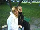 Со сводной сестрой Юлькой...
