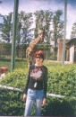 звери в ростовском зоопарке