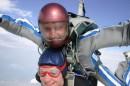 І докажіть, що біля інструктора з такою усмішкою в очах мені могло бути страшно!