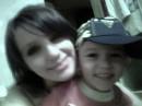 С племяником.