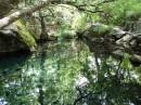 Крым. Зеркальное озеро в Воронцовском парке