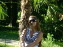Пальмы,солнце и я...