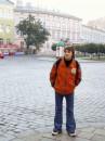 Центр Львова. Раннее утро. 27 сентября 2004