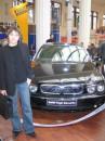 """SIA - 2004. На фоне легендарного """"чёрного бумера"""". Причём бронированного..."""