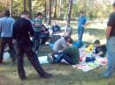 Ну что парни пришли, отдыхаем, разабьем тут лагерь)))))