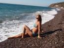 Еть я на море...Пляж,солнышко,парни,вода...МмМ хо летою;))