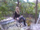 Тоже возле фонтанчика! :)