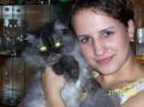 С любимой кошкой Дашулей!!!!!!!!!!!!!!!!!!!!!!!!!!!!