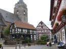 уютный городок в центре Германии