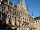 Мюнхен - замок с химерами