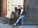 памятник п*янице)и я)