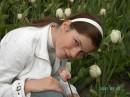 ето  я в ботаническом саде !!!! кстати в етом году :))))))