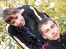 Макс и Пашка;)