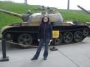 Таня и танк