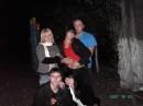 Я , Саша  , его девушка Юлько и подруги Яна, Инна