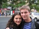 Я и Іринка)))