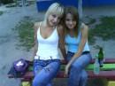Олеся и Таня