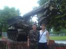 у брата в армии..