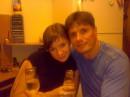 С любимым отчимом!!!!!