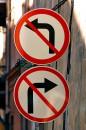 """знаки из серии """"водитель убей себя"""") центр города"""