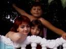 Я ,племяшка и сестричка