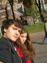 Нарешті я зфотографувавсо з Санні)))