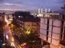 Ночная Анкара, пора уходить с работы :)