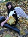 ангел во плоти))