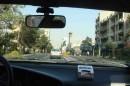 Тегеран. 18 милионов население. Машины. Автобаны.