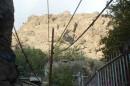 гора Даарбан, а там рядышком Телехабин - аналог канатной дороги