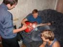 Если есть гитара, то праздник удался...