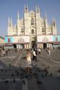 Duomo. Milan, Italy