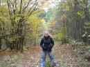 я в лесу!