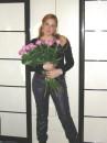 розы от любимого всегда так приятно получать)))))