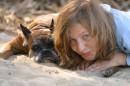 Леся і собака